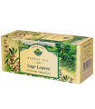 Herbaria Sage Leaves Tea 25 Tea Bags