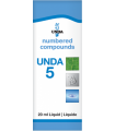 UNDA 5 Homeopathic Remedy