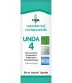 UNDA 4 Homeopathic Remedy
