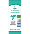 UNDA 2 Homeopathic Remedy