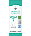 UNDA 7 Homeopathic Remedy