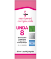 UNDA 8 Homeopathic Remedy