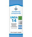 UNDA 14 Homeopathic Remedy
