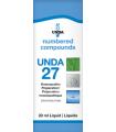 UNDA 27 Homeopathic Remedy