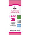 UNDA 28 Homeopathic Remedy