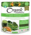 Organic Traditions Probiotics Super Greens Blend