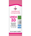 UNDA 33 Homeopathic Remedy