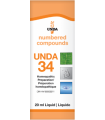 UNDA 34 Homeopathic Remedy