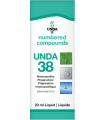 UNDA 38 Homeopathic Remedy
