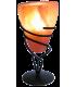 Himalayan Salt Tealight Holder Cone Shape