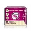 Genial Day Regular Liners 24 Count